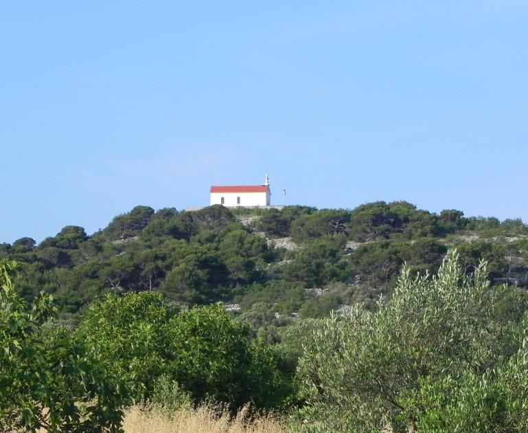 pogled na Sv. Rok  Murter