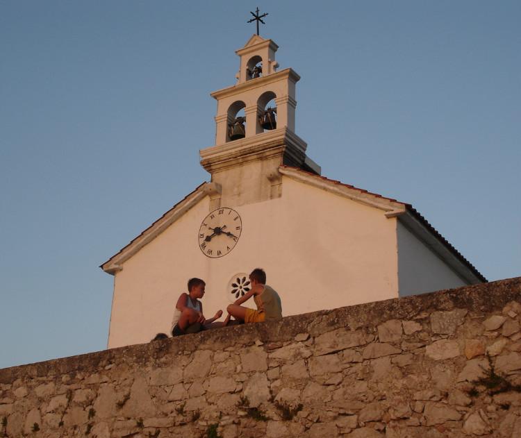 Stari Murter - Sv. Roko