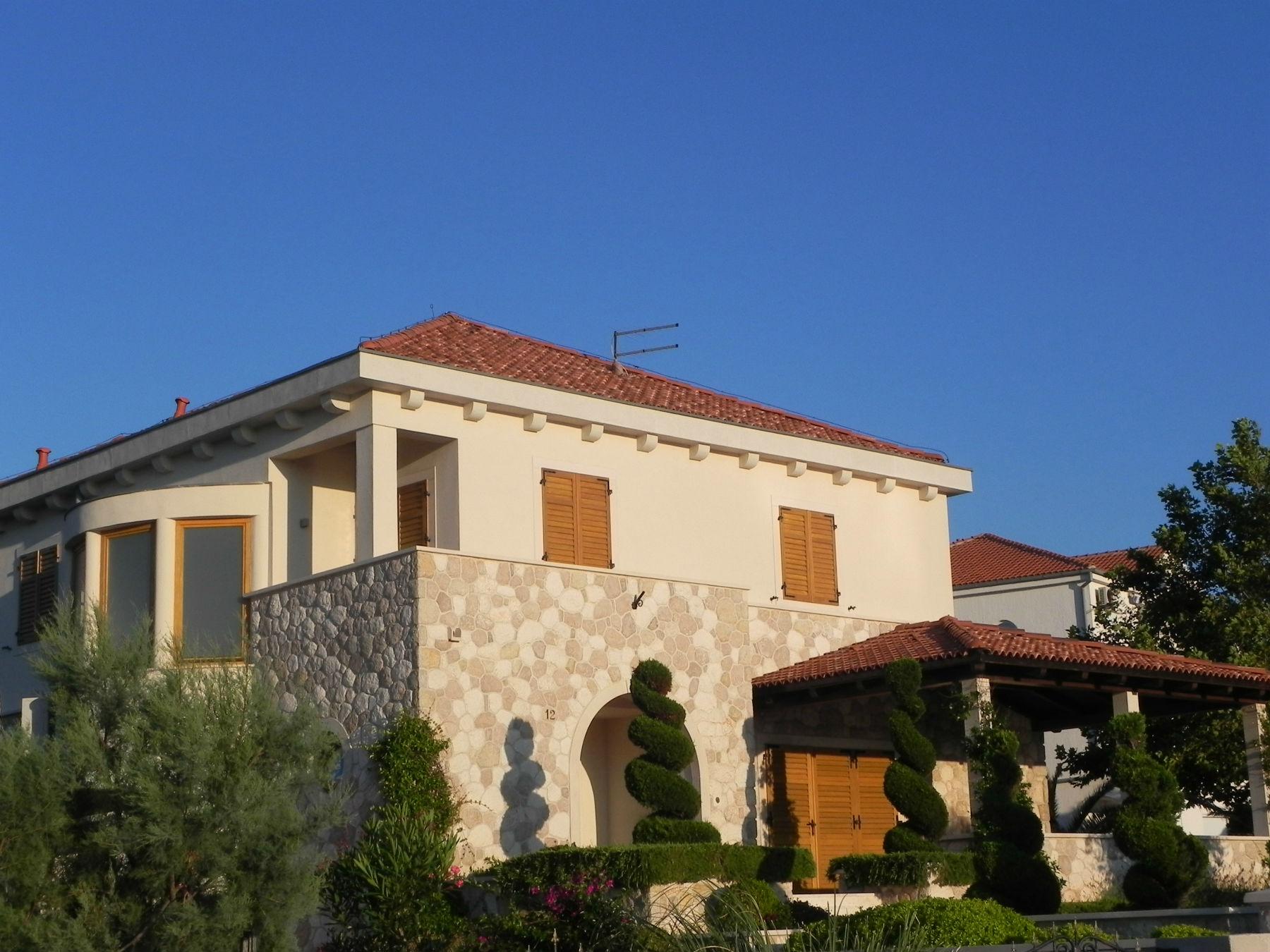 otok murter - nova hiša