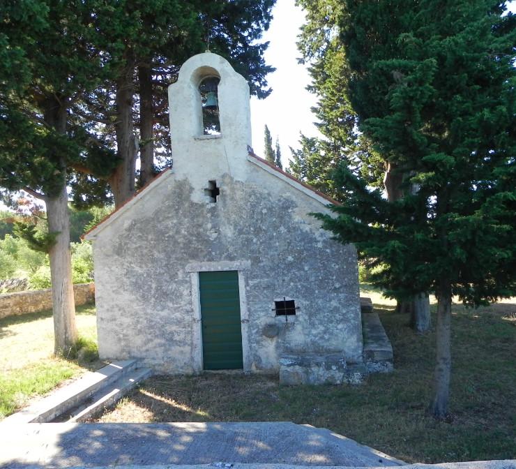 Cerkvica Vodice