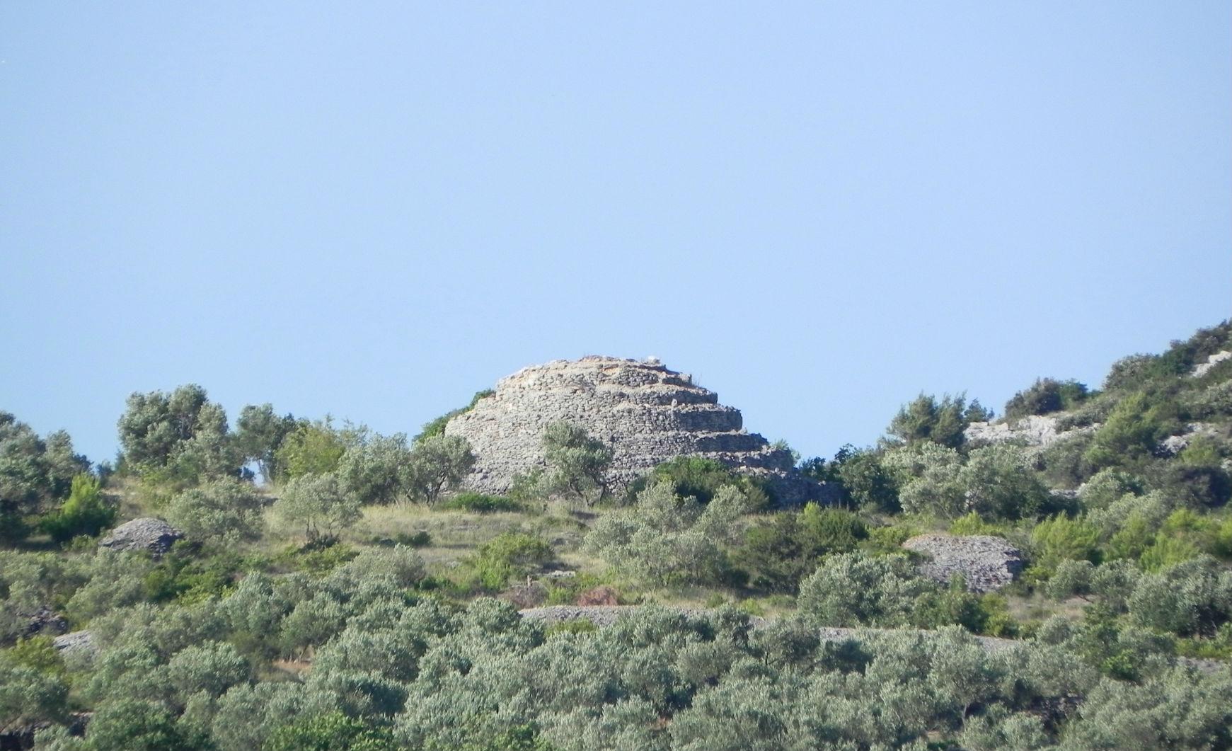 zgodovina na otok murter